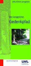 """Titelseite der Broschüre """"Der Lengericher Gedenkpfad"""""""